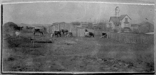 Caleb Sutton home, Cave, Kansas - Page