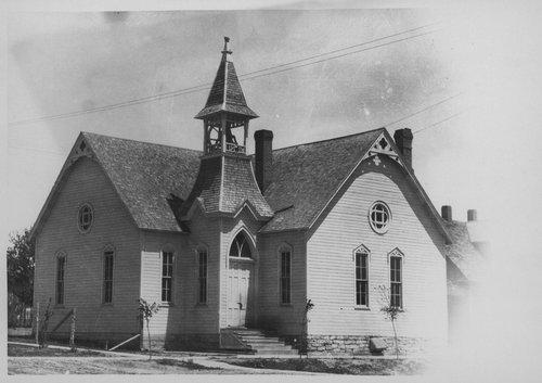 Episcopal Church, Cimarron, Kansas - Page