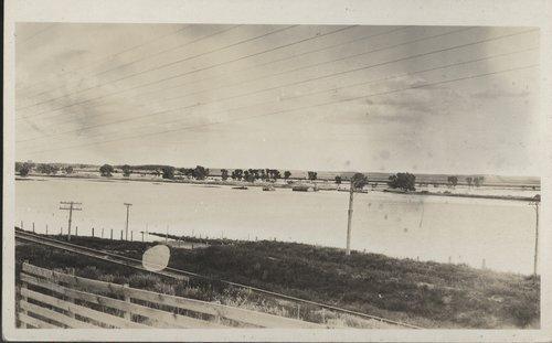 Flood, Cimarron, Kansas - Page
