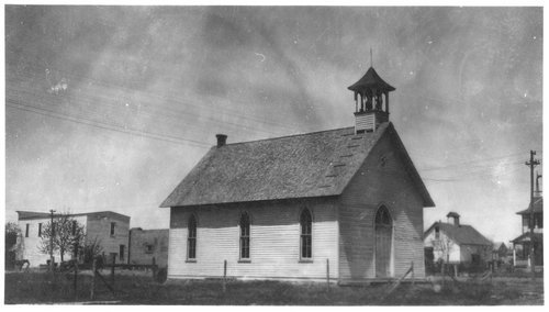 Presbyterian Church, Cimarron, Kansas - Page