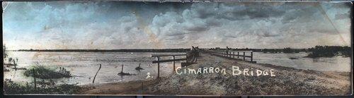 Cimarron bridge, Cimarron, Kansas - Page