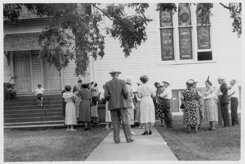 Church, Cimarron, Kansas - Page