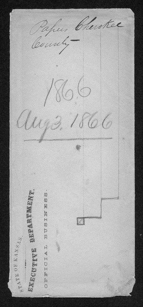 Cherokee County organization records - Page
