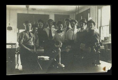Employees of the Smith Automobile Company, Topeka, Kansas - Page
