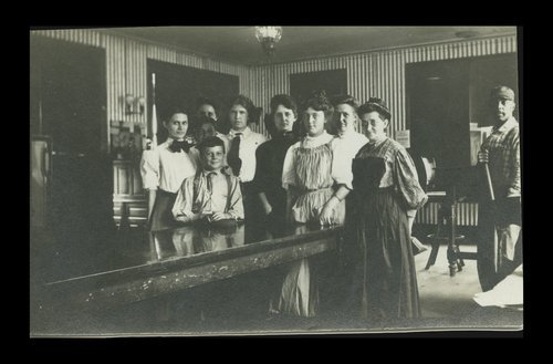 Employees of Smith Automobiles, Topeka, Kansas - Page