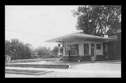 Standard Oil service station, Topeka, Kansas - Page