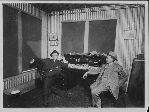Employees, Smith Automobiles, Topeka, Kansas - Page