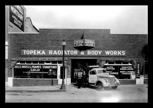 Topeka Radiator & Body Works, Topeka, Kansas - Page