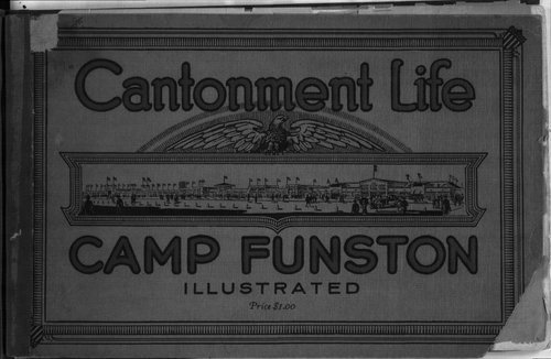 Cantonment life Camp Funston illustrated - Page