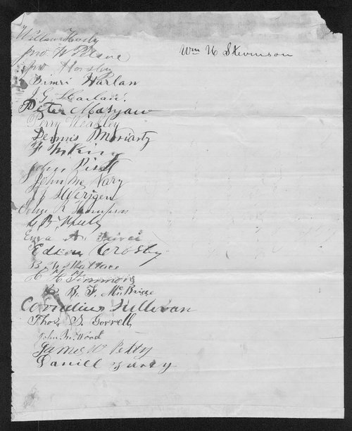 Crawford County organization records - Page
