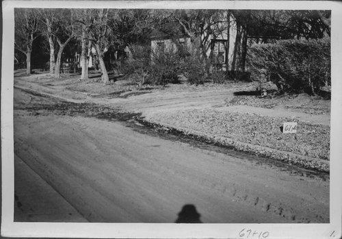 Curb, sidewalk, and highway expansion, Cimarron, Kansas - Page