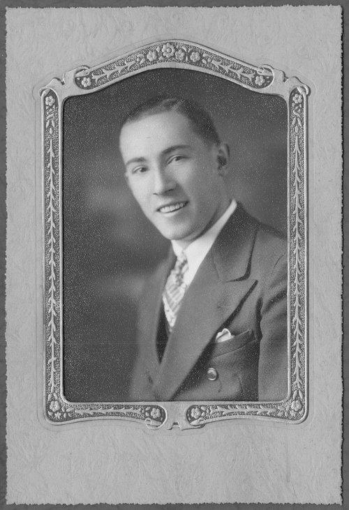 Wilfred Leon Neidiger, Cimarron, Kansas - Page