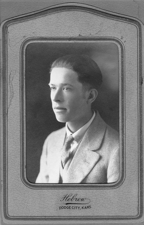 G. Edgar Evans, Cimarron, Kansas - Page