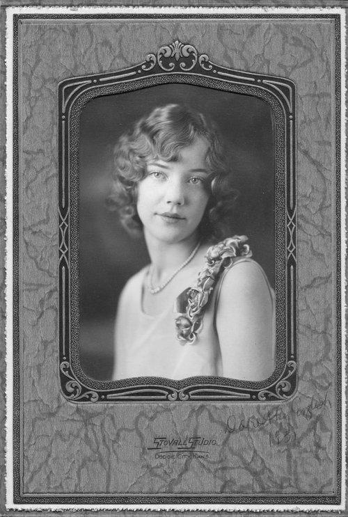 Dorothy English, Cimarron, Kansas - Page