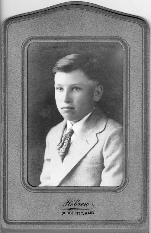 Lester R. Kittle, Cimarron, Kansas - Page