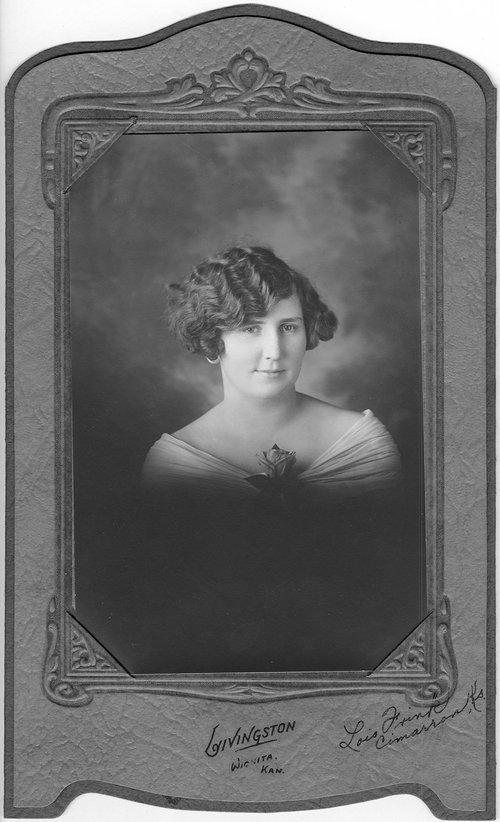 Lois Frink, Cimarron, Kansas - Page