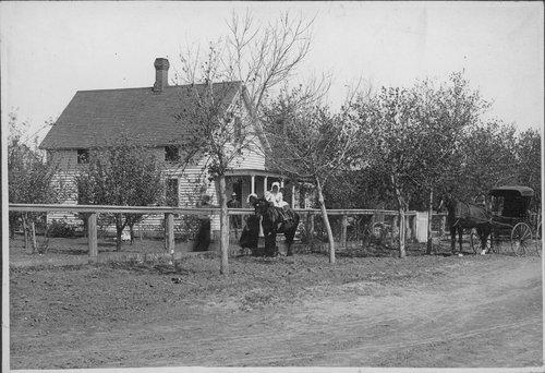 J. P. Emery residence, Cimarron, Kansas - Page