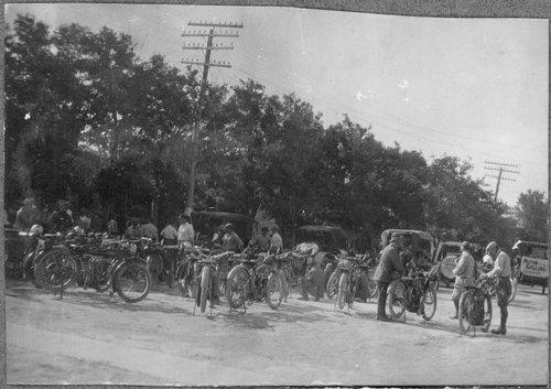 Kansas Short Grass Motorcycle Club tour in Dodge City, Kansas - Page