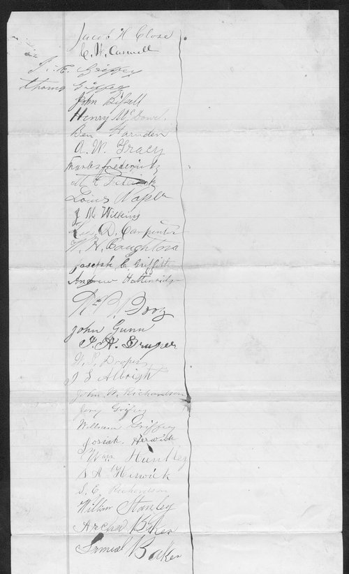 Phillips County organization records - Page