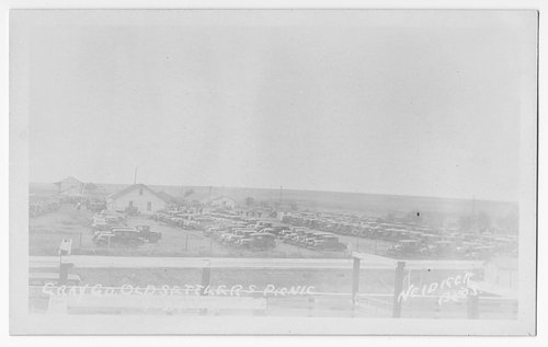 Old settlers parade and picnic, Cimarron, Kansas - Page