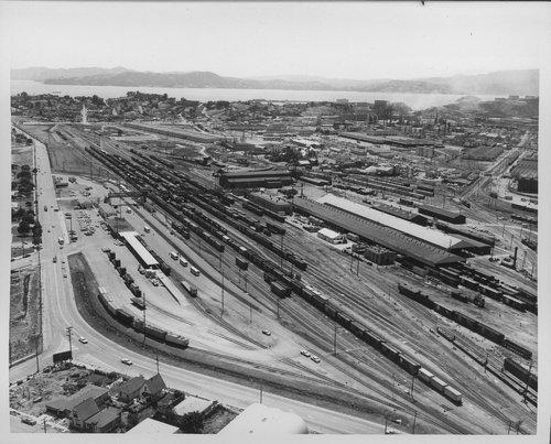 Atchison, Topeka & Santa Fe rail yards, Richmond, California - Page