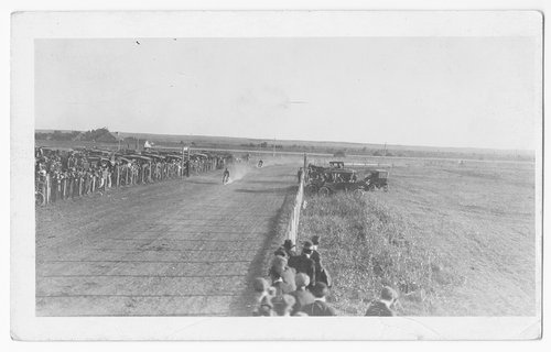 Motorcycle race, Gray County, Kansas - Page