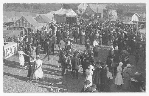 Gray County fair, Cimarron, Kansas - Page