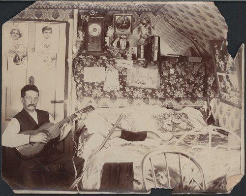 John Welfley home, Cimarron, Kansas - Page