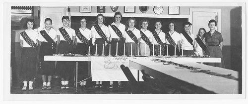 Girl Scouts, Cimarron, Kansas - Page