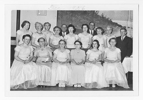 Priscilla Club, Cimarron, Kansas - Page