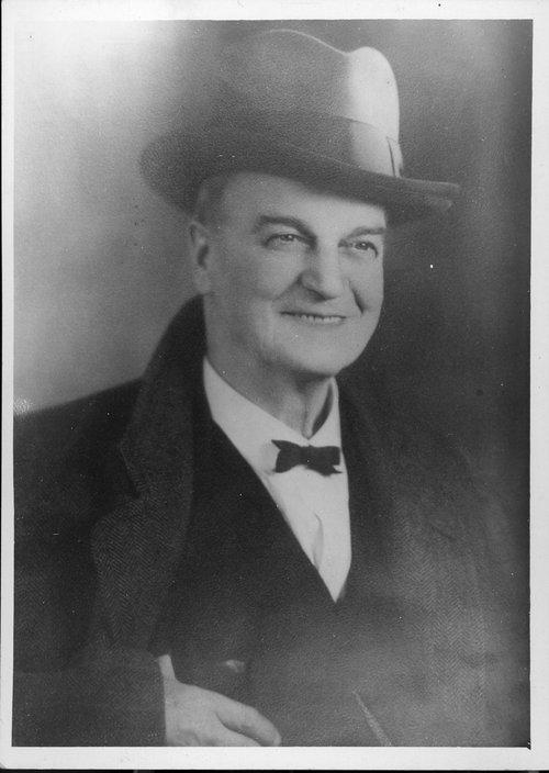 Harry Brice, Cimarron, Kansas - Page