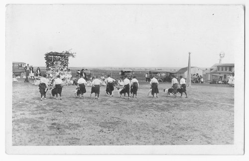 May Day, Cimarron, Kansas - Page