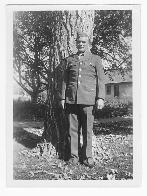 Marvin Magouirk, Cimarron, Kansas - Page