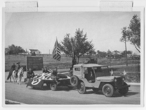 Veterans of Foreign Wars, Cimarron, Kansas - Page