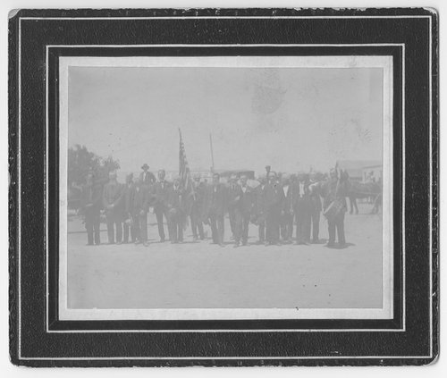 Grand Army of the Republic, Cimarron, Kansas - Page