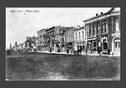 Main Street, Newton, Kansas - Page