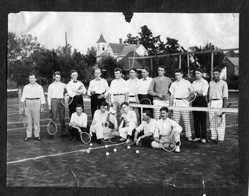 Topeka Lawn Tennis Club, Topeka, Kansas - Page