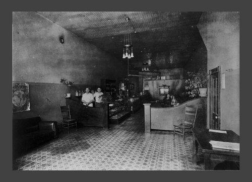Elm Cafe and Gardiner's Cafe, Oskaloosa, Kansas - Page