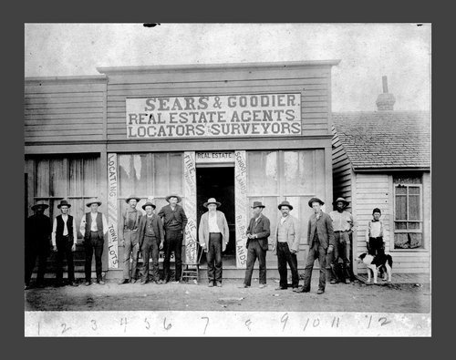 Sears & Goodier Real Estate Agents, Oakley, Kansas - Page
