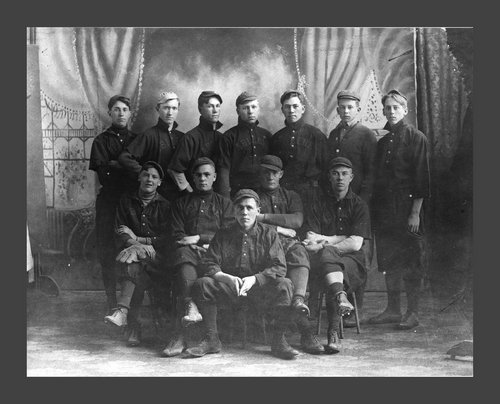 Baseball team, Abilene, Kansas - Page