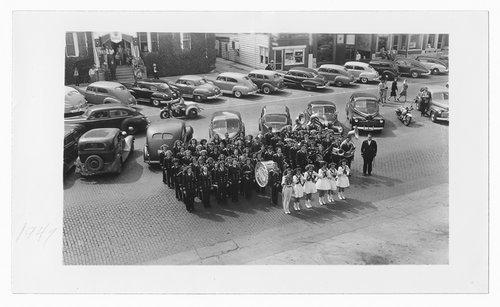 Cimarron school band, Cimarron, Kansas - Page