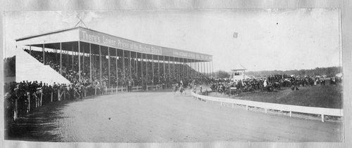 Horse racing, Wichita, Kansas - Page
