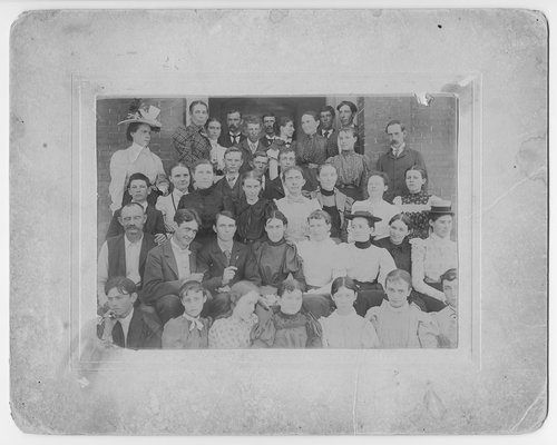 Teachers, normal school, Gray County, Kansas - Page