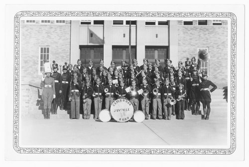 Cimarron Juvenile Band, Cimarron, Kansas - Page