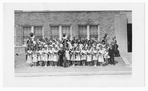 School orchestra, Cimarron, Kansas - Page