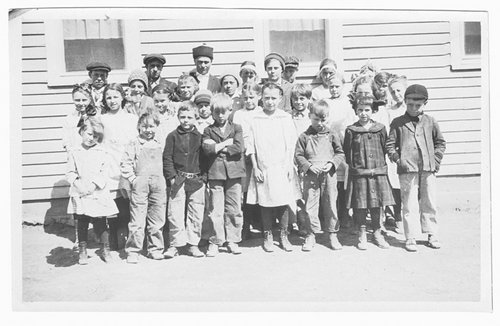 School children, Gray County, Kansas - Page