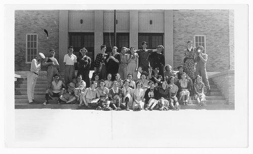 Tacky day, Cimarron, Kansas - Page