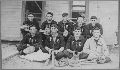 Baseball team, Cimarron, Kansas - Page