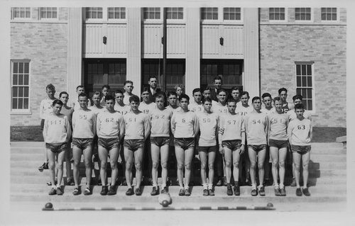 Cimarron High School track and field team, Cimarron, Kansas - Page