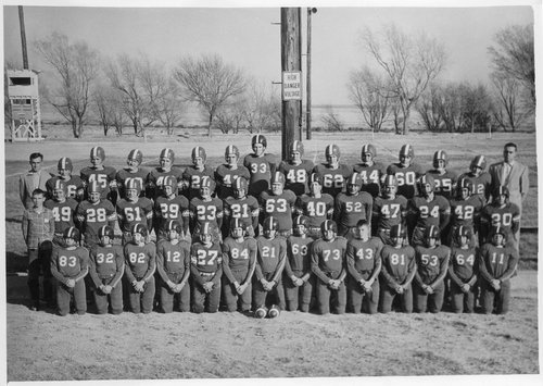 Cimarron High School football team, Cimarron, Kansas - Page